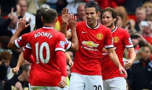 Man United đã tìm được công thức chiến thắng?