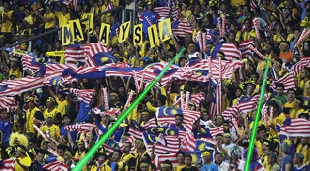 CĐV là lợi thế lớn của ĐT Malaysia ở trận bán kết lượt đi.