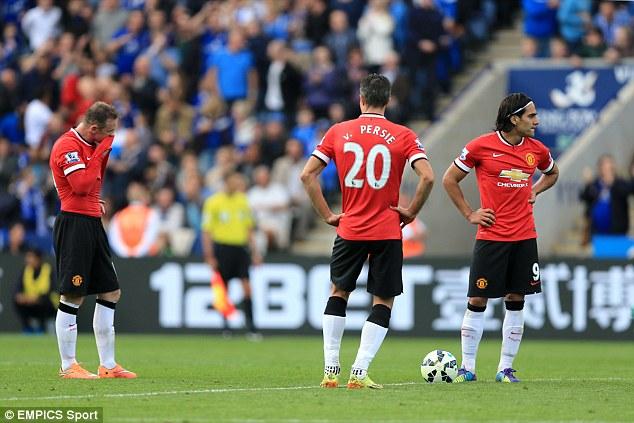 Man United thua 2/5 trận tại Premier League