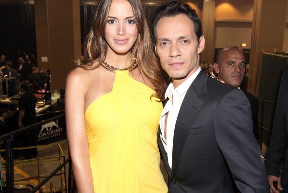 Marc Anthony đang hạnh phúc bên cô người mẫu nóng bỏng Shannon De Lima