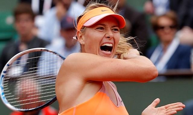 Tay vợt Maria Sharapova