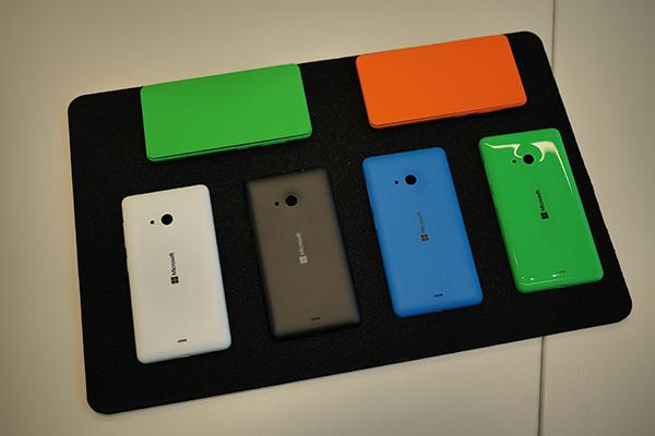 Lumia 535 có nhiều sự lựa chọn về màu sắc