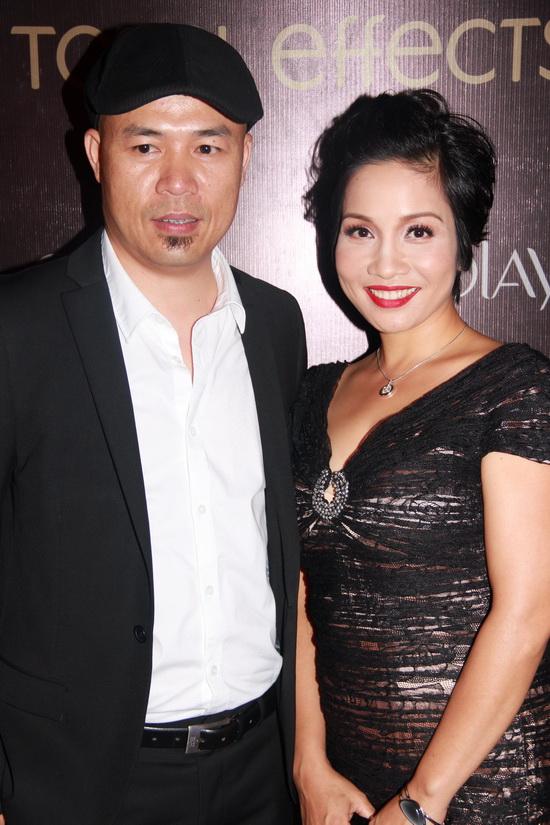 Lạc bờ đánh dấu lần thứ 4 Mỹ Linh và Huy Tuấn hợp tác trong sản xuất nhạc phim