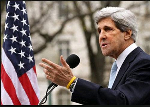 Mỹ phản đối Iran tham gia liên minh chống IS