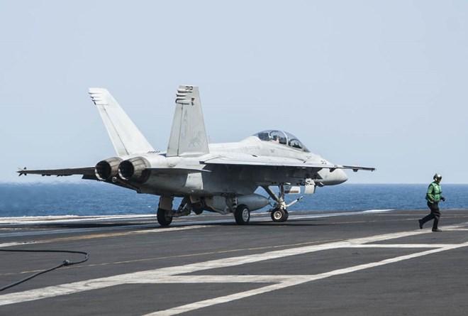 Mỹ tiếp tục các đợt không kích ở Syria