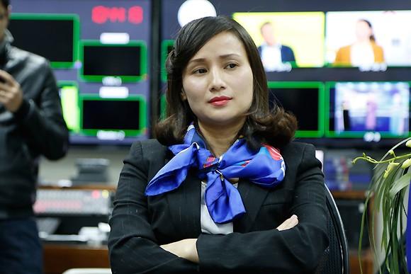 Nhà báo Lê Bình (Ảnh: Quang Phát/VTV News)
