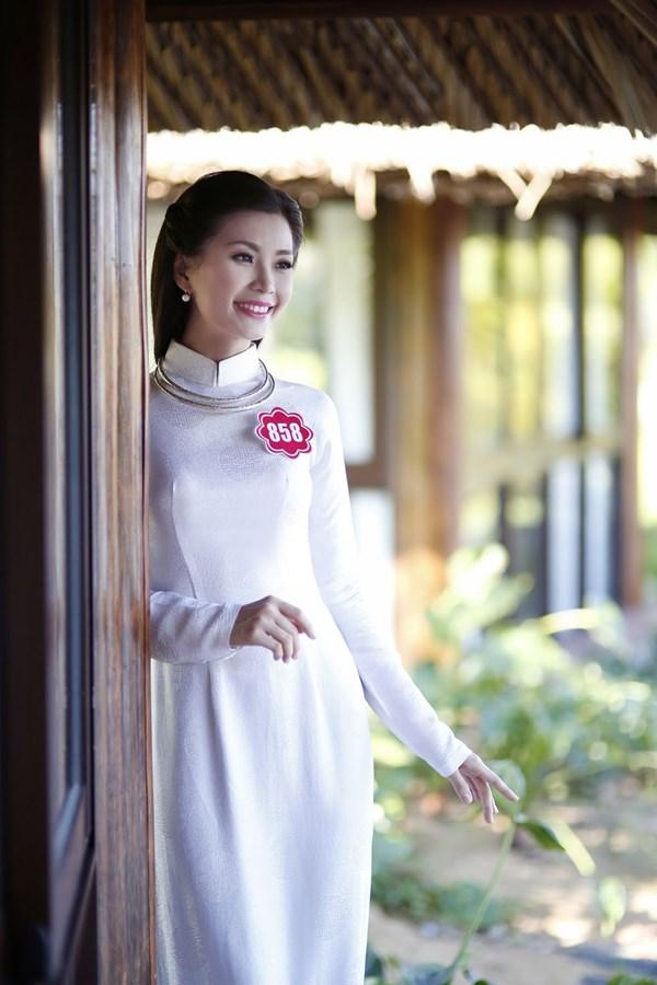 Nguyễn Lâm Diễm Trang - Người có gương mặt đẹp nhất