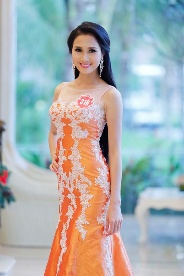 Nguyễn Thị Hà - Người có mái tóc đẹp nhất
