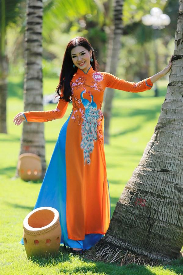 Lã Thị Kiều Anh - Người đẹp Tài năng