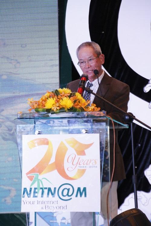 Ông Mai Liêm Trực - Nguyên Thứ trưởng Bộ Bưu chính - Viễn thông