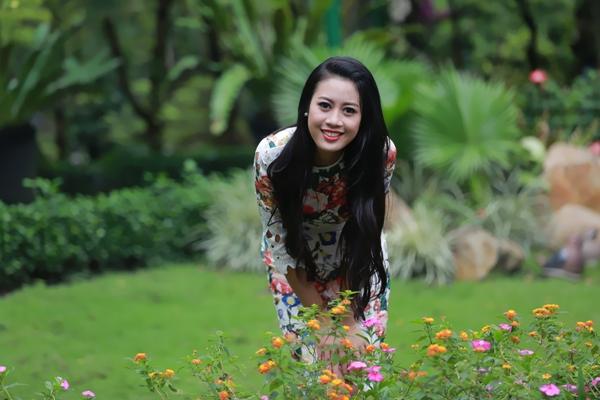 Thí sinh Nguyễn Hà Anh Thi