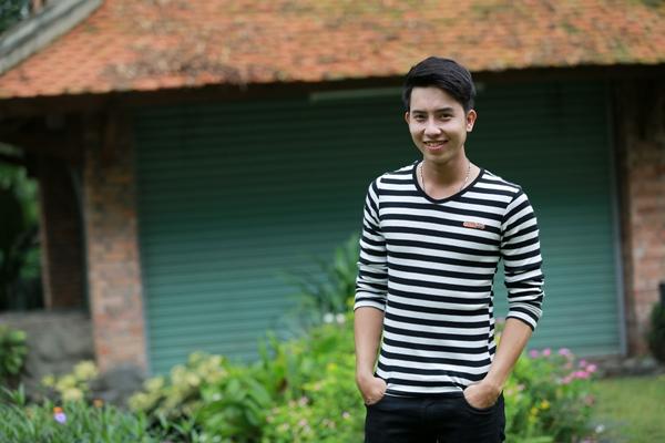 Thí sinh Nguyễn Hồng Xuân Hiến