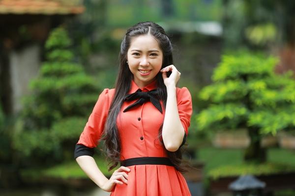 Thí sinh Nguyễn Quỳnh Mai