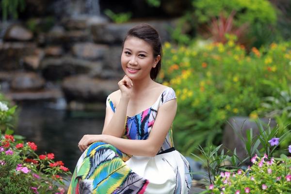 Thí sinh Nguyễn Thị Huỳnh Ngân