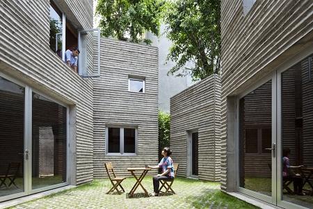 Nhà cho cây xanh.(Nguồn: dantri)