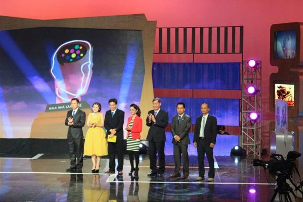 Ban giám khảo của Gala Nhà sáng chế 2015