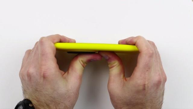 Nokia Lumia vẫn chắc chắn như tiếng đồn
