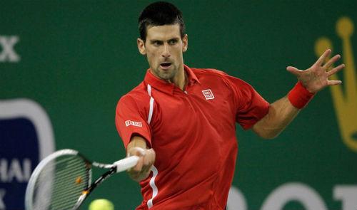 Djokovic có thành tích rất tốt mỗi khi thi đấu tại Trung Quốc