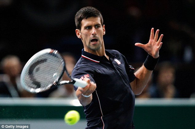 Djokovic chỉ còn cách ngôi vị số 1 thế giới đúng 3 trận thắng