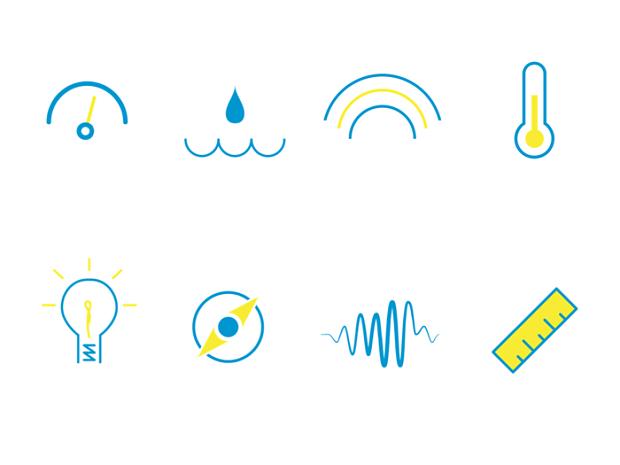 Notion được tích hợp các loại cảm biến với tính năng khác nhau