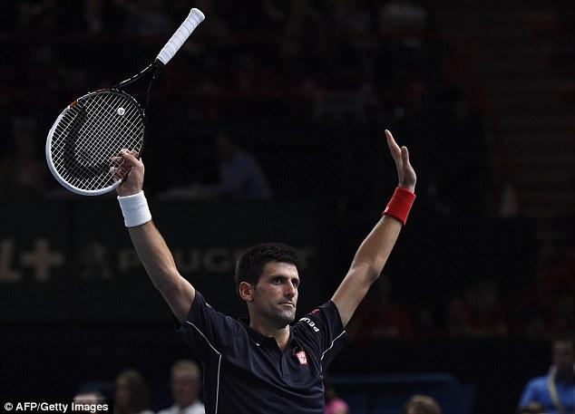 Djokovic một lần nữa khiến Murray phải ôm hận