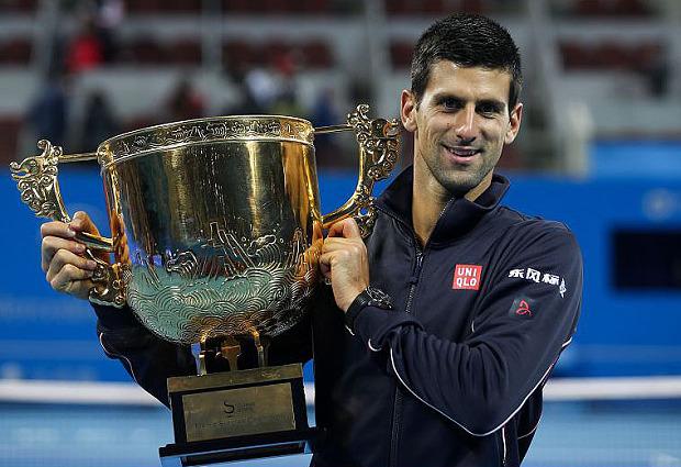 Djokovic vô địch giải China Open 2014
