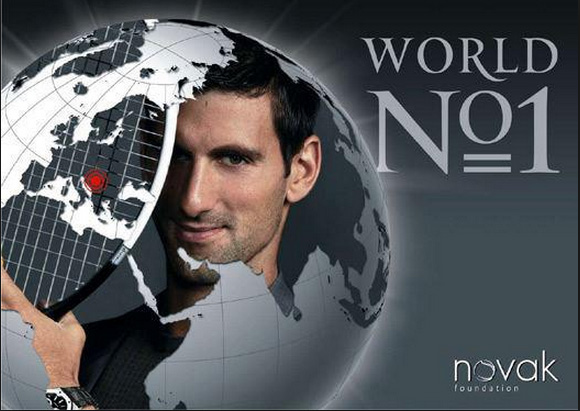 Nole sẽ lần thứ 3 kết thúc năm ở vị trí số 1 thế giới?