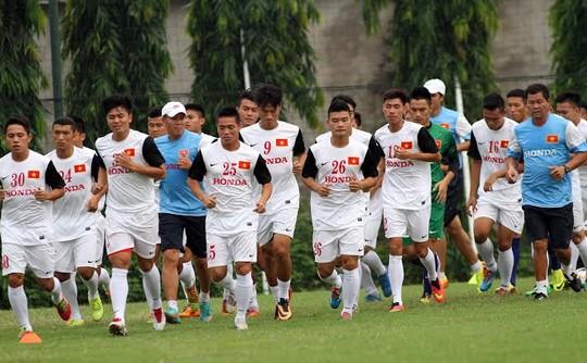 Thêm một chiến thắng nữa cho Olympic Việt Nam