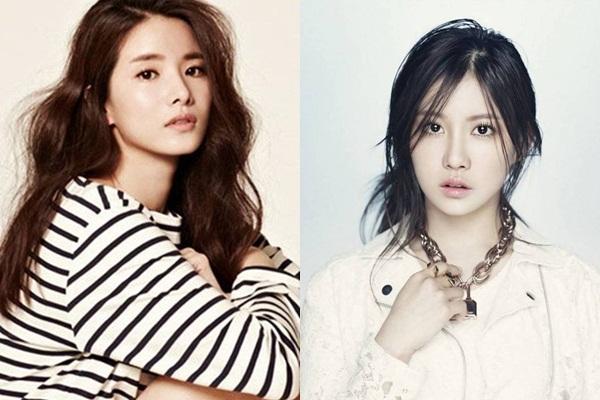 Lee Ji Yeon và Dahee
