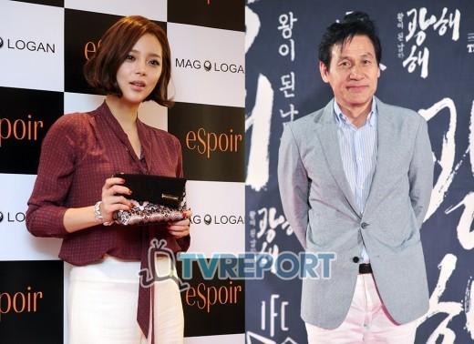 Park So Yeon vàAhn Sung Ki đóng bộ phimThe Last KnightsvớiClive Owen vàMorgan Freeman.
