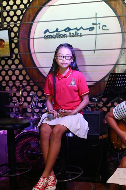 Phương Mỹ Chi giờ đây đã khá chững chạc so với thời điểm cô bé xuất hiện tại Giọng hát Việt nhí.