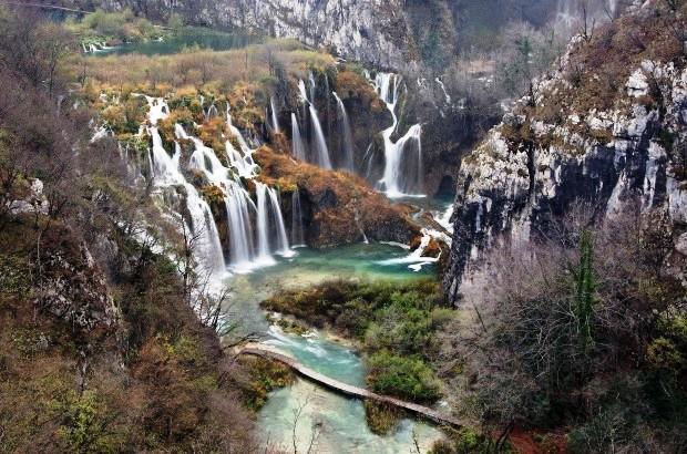Hồ Plitvice Công viên quốc gia, Croatia