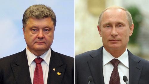 Thỏa thuận về tiến trình ngừng bắn tại miền Đông Ukraine