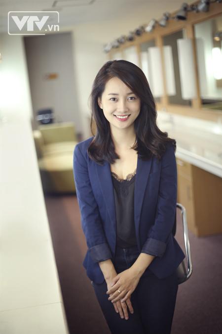 Quỳnh Chi không cho rằng công việc mà mình lựa chọn là một cuộc phiêu lưu.
