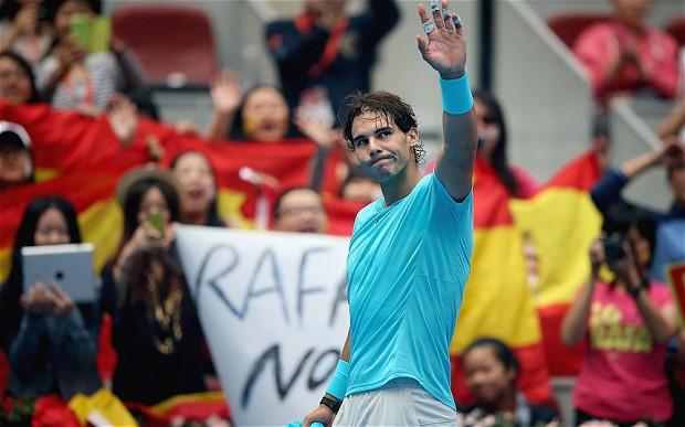 Rafael Nadal sẽ chính thức trở lại vào mùa giải 2015