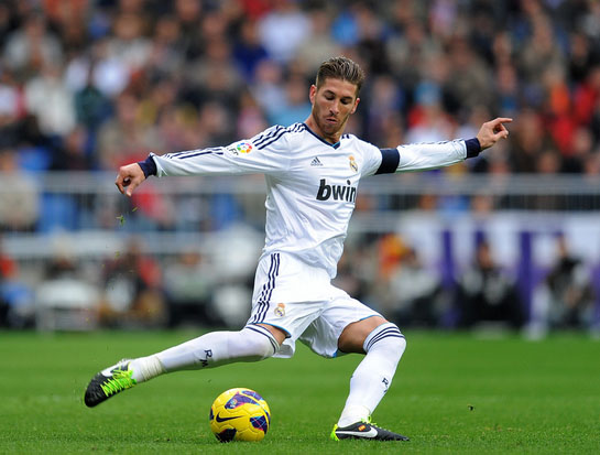 Ramos cũng không thể thi đấu do chấn thương