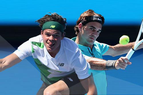 Raonic sẽ phải làm gì để đối phó Federer?