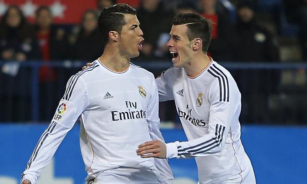 Ronaldo vẫn là hy vọng lớn nhất của Real Madrid