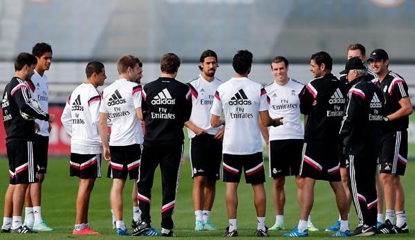 Real Madrid đang có phong độ cực kỳ ấn tượng ở mọi đấu trường.