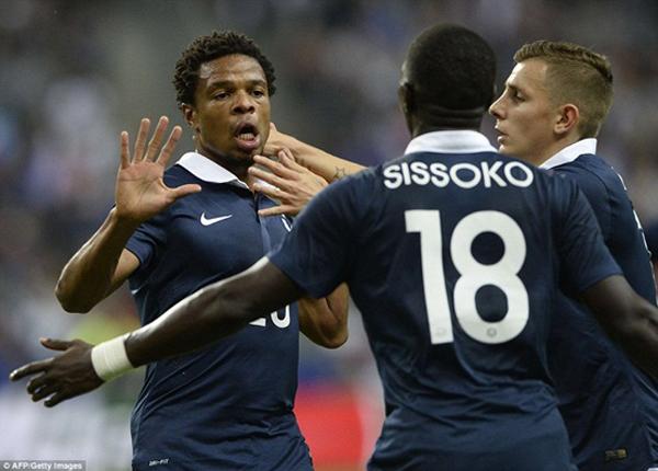 Tân binh của Chelsea, Loic Remy ghi bàn thắng duy nhất