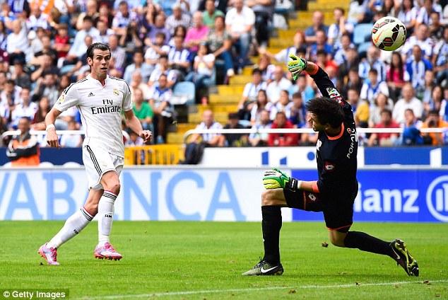Bale đóng góp cú đúp