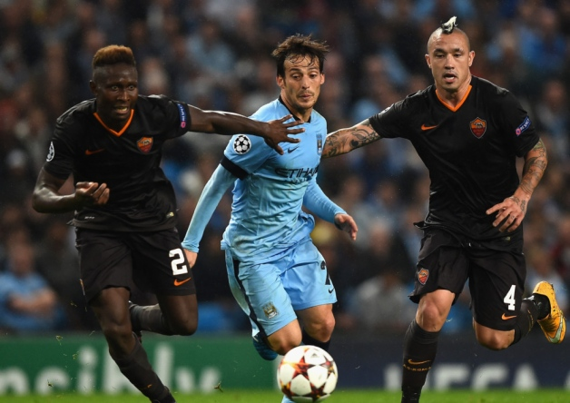 AS Roma và Man City phải quyết đấu cho tấm vé cuối tại bảng E