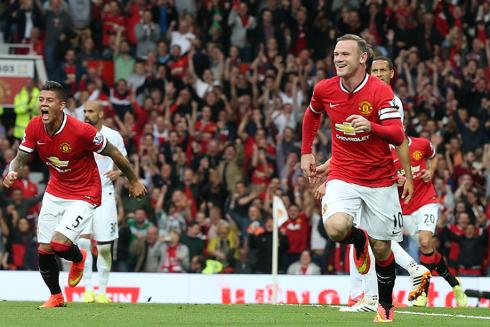 Rooney đã trở thành chân sút tốt thứ 3 trong lịch sử Premier League