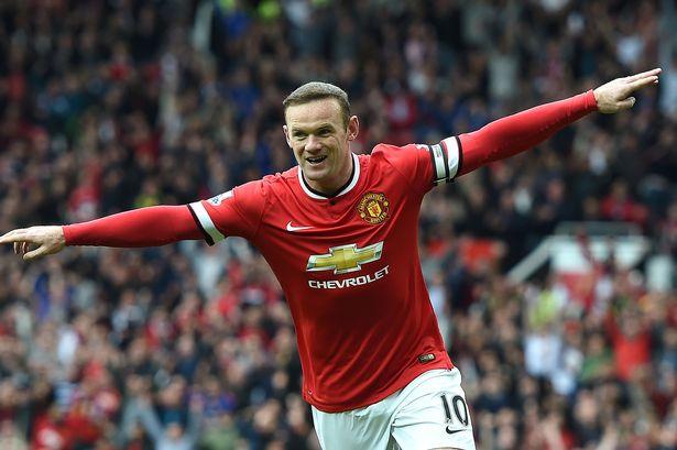 Rooney có kịp bình phục để tham trận đấu với Man City?