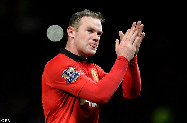 Rooney đang hưởng mức lương 386.960 Euro/tuần tại M.U