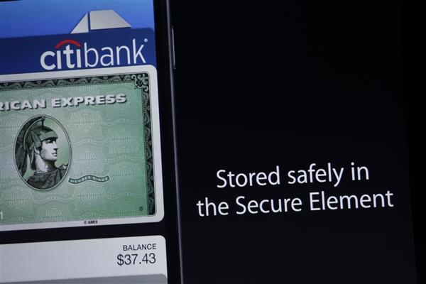 Mọi thông tin đều được lưu trữ an toàn trong Secure Element