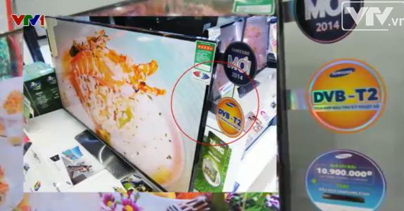 Những TV được bán ra thị trường sau ngày 1/4/2014 sẽ được tích hợp sẵn bộ thu kỹ thuật số DVB-T2