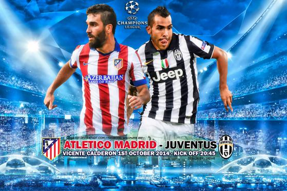 Cuộc đối đầu giữa 2 ông vua của La Liga và Serie A hứa hẹn sẽ vô cùng hấp dẫn.