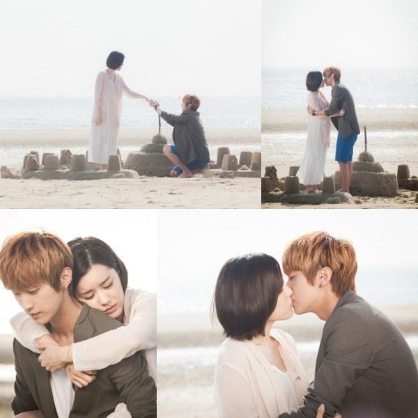 Những hình ảnh lãng mạn trong phim Cô ấy thật tuyệt