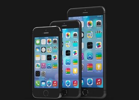 Apple mới chỉ tập trung mở rộng kích thước màn hình